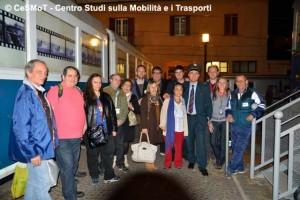 Alla fine della serata foto di Gruppo con tutti i volontari presenti