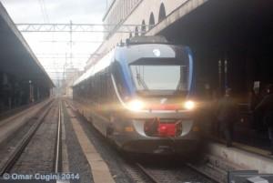 ETR 425 a Roma Termini