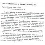 Soppressione diramazione Piazza Dei Mirti